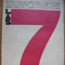 Libros antiguos: LAS 7 VIRTUDES – VVAA – CUBIERTA DE RIVERO GIL - ESPASA 1931. Lote 43921044