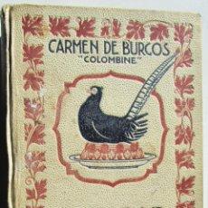 Libros antiguos: ¿QUIERE COMER BIEN? - CARMEN DE BURGOS. Lote 104006028