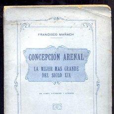 Libri antichi: GALICIA - CONCEPCION ARENAL - 1907 - PRIMERA EDICION. Lote 43953592