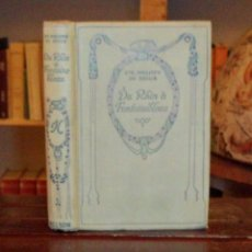 Libros antiguos: BUG JARGAL,LE DERNIER JOUR DUN CONDAMNE ET CLAUDE GUEUX. HUGO VICTOR. Lote 43959888
