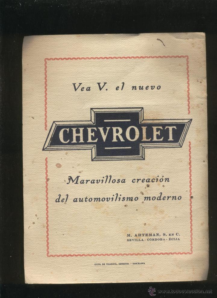 Libros antiguos: Programa del teatro San Fernando. Compañía Díaz-Artigas Año 1927 - Foto 4 - 43985846