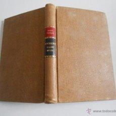 Libros antiguos: DISCURSOS ACADEMICOS DE RIOS ROSAS Y OTROS TRABAJOS MADRID 1899. Lote 44004049