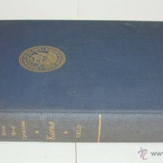 Libros antiguos: HISTORY OF UNITED STATES NAVAL OPERATIONS. KOREA. JAMES A. FIELD. WASHINGTON - 1962. Lote 44074861