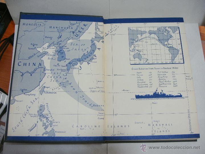 Libros antiguos: History of United States Naval Operations. KOREA. James A. Field. Washington - 1962 - Foto 2 - 44074861