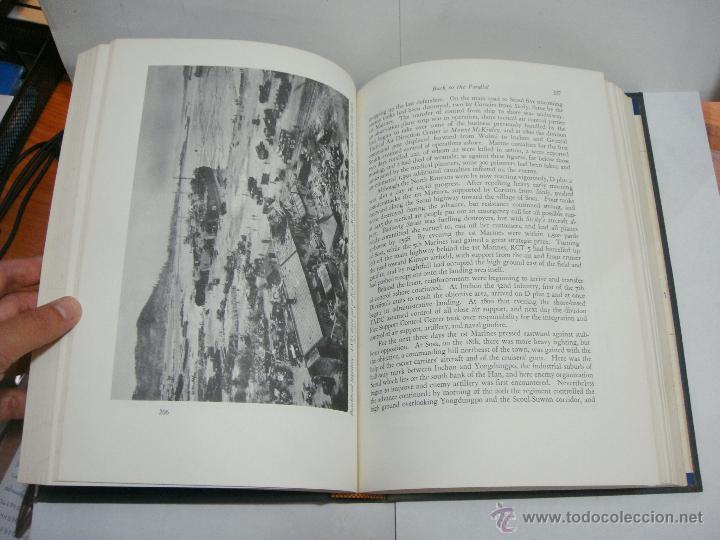 Libros antiguos: History of United States Naval Operations. KOREA. James A. Field. Washington - 1962 - Foto 6 - 44074861