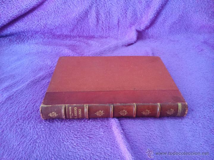 EL AMIGO MANSO, BENITO PEREZ GALDOS 1882, PRIMERA EDICION (Libros antiguos (hasta 1936), raros y curiosos - Literatura - Narrativa - Otros)