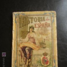 Libros antiguos: HISTORIA DE ESPAÑA: SATURNINO CALLEJA. Lote 14416655
