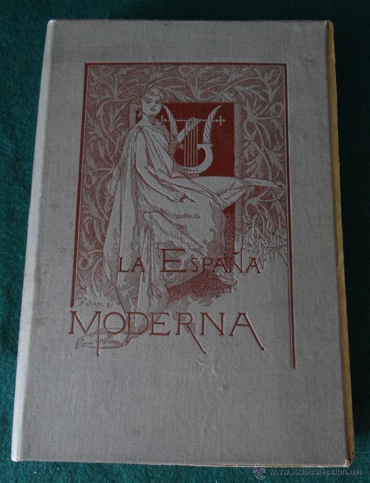 La España Moderna Enero 1889 Publicacion Li Comprar En