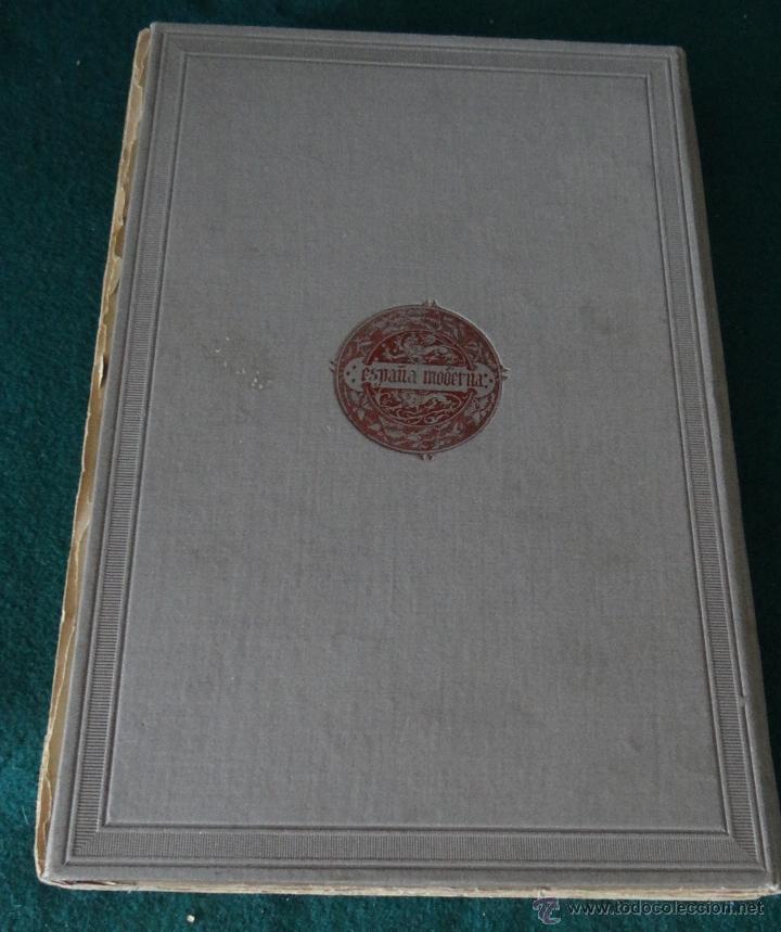 Libros antiguos: LA ESPAÑA MODERNA - ENERO 1889 - PUBLICACION LITERARIA CIENTIFICA Y ARTISTICA - Foto 8 - 44167318
