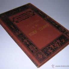 Libros antiguos: 1880 - LAURENCIN - LA LLUVIA Y EL BUEN TIEMPO - BIBLIOTECA CIENTIFICA RECREATIVA. Lote 44188755