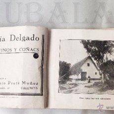 Libros antiguos: JOYAS VALENCIANAS ·· ORTIZ BAU ·· BONITO LIBRO SOBRE VALENCIA ·· AÑO 1935. Lote 44171175