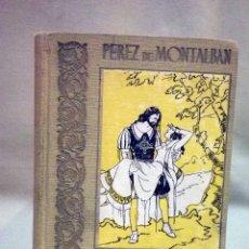 Libros antiguos: LIBRO, SUS MEJORES OBRAS AL ALCANCE DE LOS NIÑOS,PEREZ DE MONTALBAN, COLECCION ORTIZ. Lote 44265925