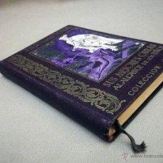 Libros antiguos: LIBRO, SUS MEJORES OBRAS AL ALCANCE DE LOS NIÑOS, TIRSO DE MOLINA, COLECCION ORTIZ. Lote 44266060