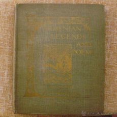 Libros antiguos: LIBRO ARMENIAN LEGENDS AND POEMS, AUTOR ZABELLE C. BOYAJIAN, EDITORIAL J. M. DENT AND SON, AÑO 1916?. Lote 44332231