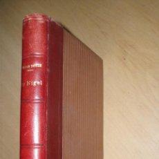 Libros antiguos: SIR NIGEL. A CONAN DOYLE. ED, SOPENA. Lote 49587054