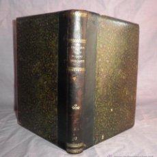 Libros antiguos: ANTIGUO LIBRO MANUSCRITO ARMADA NAVAL ESPAÑOLA - AÑO 1885 - EXCEPCIONAL.. Lote 44350065