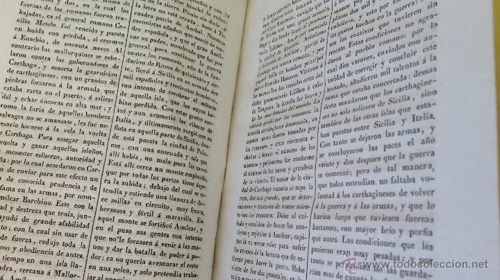 Libros antiguos: 1841.- HISTORIA DE ESPAÑA. MARIANA. CONTINUADA Y AUMENTADA. 12 TOMOS. COMPLETA - Foto 4 - 44354579