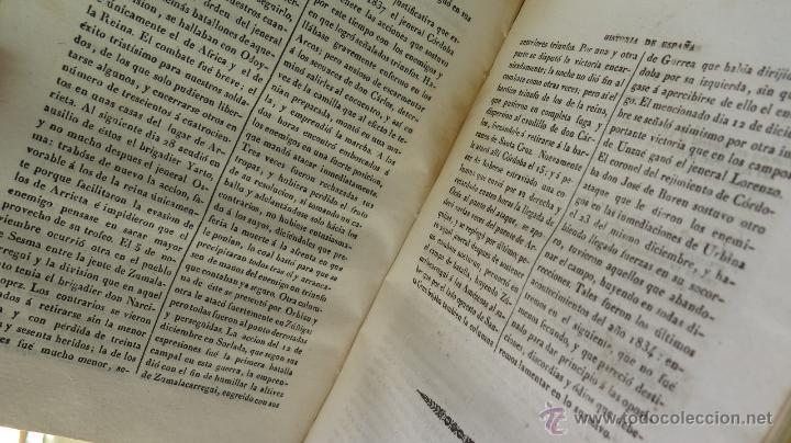 Libros antiguos: 1841.- HISTORIA DE ESPAÑA. MARIANA. CONTINUADA Y AUMENTADA. 12 TOMOS. COMPLETA - Foto 5 - 44354579