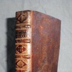 Libros antiguos: EL DERECHO DE LA GUERRA Y DE LA PAZ - GROTIUS - AÑO 1703.. Lote 44358493