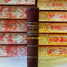 Libros antiguos: ASSOCIATIONS . CONGRÉGATIONS . AUTOR : WALDECK-ROUSSEAU . Lote 44380317