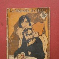 Libros antiguos: LA DOBLE PASIÓN.- ARTEMIO PRECIOSO. Lote 44391619