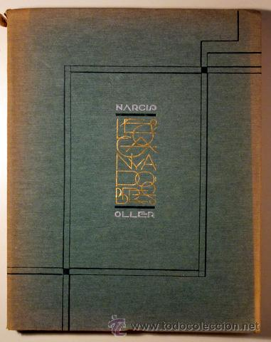 L'ESCANYAPOBRES - SANT FELIU DE GUÍXOLS 1934 - EDICIÓ LIMITADA AMB BOIXOS - OLLER, NARCÍS (Libros antiguos (hasta 1936), raros y curiosos - Literatura - Narrativa - Otros)