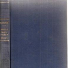 Libros antiguos: REPORTAJES PINTORESCOS / FERNANDO BARANGO SOLIS.[BCN : PROGRESO, 1934]. 18X12CM. 292 P.. Lote 44438004