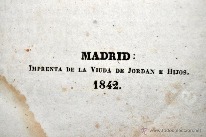 Libros antiguos: EL LIBRO DE LOS ALCALDES Y AYUNTAMIENTOS POR MANUEL ORTIZ DE ZUÑIGA. AÑO 1842. MADRID, VIUDA JORDAN - Foto 4 - 44468337