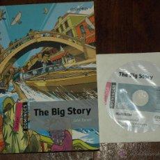 Libros antiguos: THE BIG STORY. JOHN ESCOTT.LIBRO EN INGLES CON CD. VER FOTOS Y DESCRIPCION.. Lote 44655117
