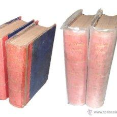 Libros antiguos: OBRA EN DOS PARTES ·· LA ESCLAVITUD DEL AMOR ·· LAS MARTIRES DE SUS HIJOS ·· COMPLETA. Lote 44664834