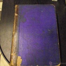 Libros antiguos: COMPENDIO DE HISTORIA UNIVERSAL DE CÉSAR CANTU 1877. Lote 44703310