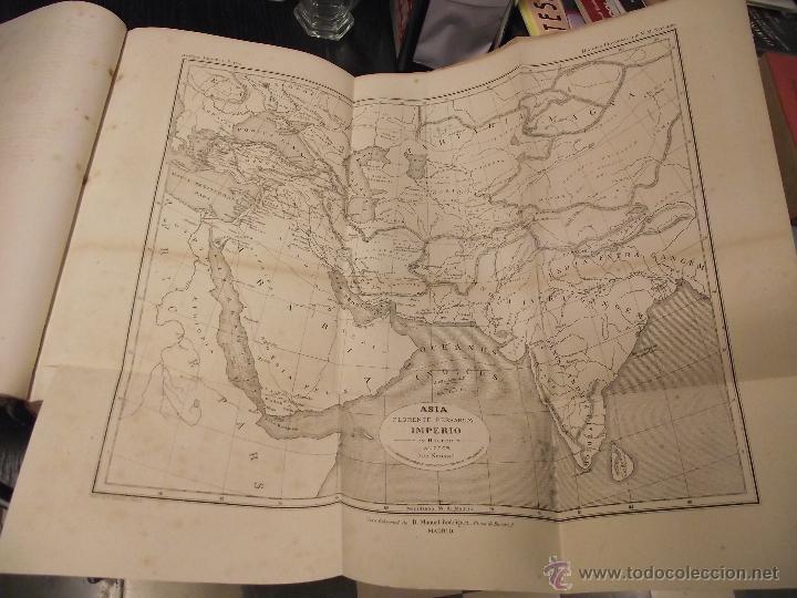 Libros antiguos: COMPENDIO DE HISTORIA UNIVERSAL DE CÉSAR CANTU 1877 - Foto 6 - 44703310