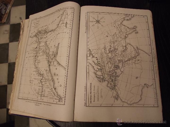 Libros antiguos: COMPENDIO DE HISTORIA UNIVERSAL DE CÉSAR CANTU 1877 - Foto 7 - 44703310