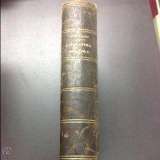 Libros antiguos: LITERATURA ESPAÑOLA HURTADO. Lote 44698006