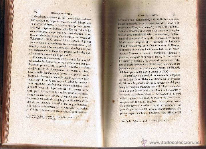 Libros antiguos: HISTORIA GENERAL DE ESPAÑA - TOMO IV - MODESTO LAFUENTE - 1851- - Foto 2 - 44797686