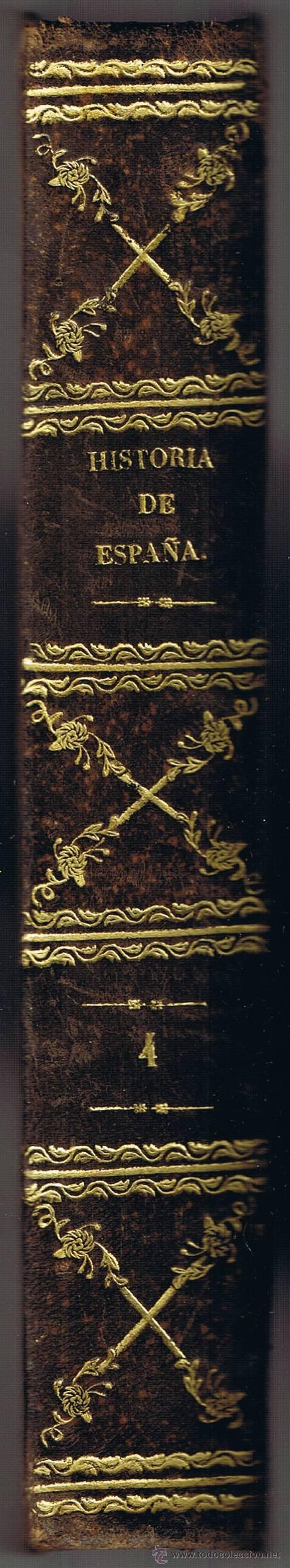 Libros antiguos: HISTORIA GENERAL DE ESPAÑA - TOMO IV - MODESTO LAFUENTE - 1851- - Foto 4 - 44797686
