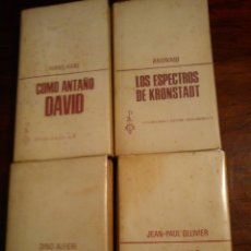 Libros antiguos: DOS DICTADORES FRENTE A FRENTE-CUANDO AMANECERA T.-COMO ANTAÑO DAVID- ED. G P. 4 COLECCION . Lote 44804476