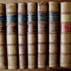 Libros antiguos: CHARLEVOIX - MURIEL - HISTORIA DEL PARAGUAY - 1910-19 - 7 VOLS.. Lote 44911949