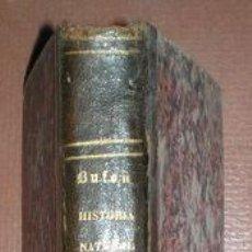 Libros antiguos: BUFFON, CONDE DE: HISTORIA NATURAL, GENERAL Y PARTICULAR ... TOMO XIII. IBARRA. Lote 44952067