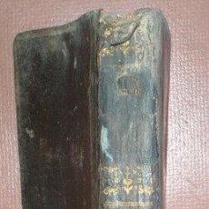 Libros antiguos: BUFFON, CONDE DE: HISTORIA NATURAL, GENERAL Y PARTICULAR ... TOMO III. MADRID 1786. Lote 44952876
