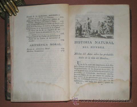 Libros antiguos: BUFFON, Conde de: HISTORIA NATURAL, GENERAL Y PARTICULAR ... Tomo VI. Madrid 1788 - Foto 2 - 44953163