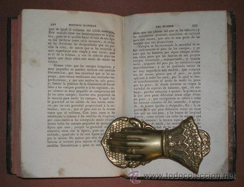 Libros antiguos: BUFFON, Conde de: HISTORIA NATURAL, GENERAL Y PARTICULAR ... Tomo VI. Madrid 1788 - Foto 4 - 44953163