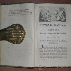 Libros antiguos: BUFFON, CONDE DE: HISTORIA NATURAL, GENERAL Y PARTICULAR ... TOMOS II Y III. JOACHIN IBARRA 1792-94. Lote 44953614