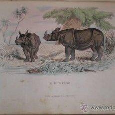 Libros antiguos - BUFFON: OEUVRES COMPLETES. 8 vols. 1852 - 44954506