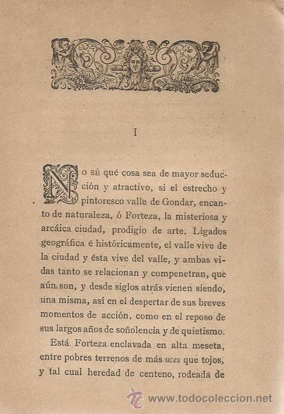Libros antiguos: MARQUÉS DE FIGUEROA. Gondar y Forteza. RM66231-V. - Foto 2 - 44968250