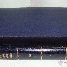 Libros antiguos: ESTADO GENERAL DE LA ARMADA. 1915. TOMO I. IMPRENTA DEL MINISTERIO DE MARINA.. Lote 44972990