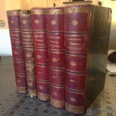 Libros antiguos: 1873.- HISTORIA GENERAL DE ESPAÑA Y DE SUS POSESIONES EN ULTRAMAR. MONUMENTAL OBRA. Lote 44993559