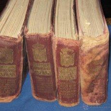 Libros antiguos: 4 TOMOS PORTFOLIO FOTOGRAFICO DE ESPAÑA - RESTAURAR ENCUADERNACION. Lote 45038508