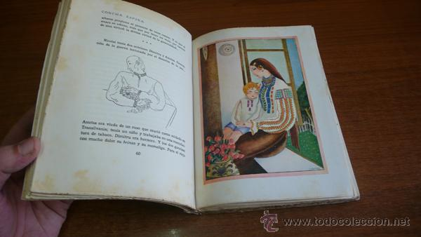 Libros antiguos: COPA DE HORIZONTES. CONCHA ESPINA. 1930. PRIMERA EDICIÓN. ILUSTRADO. - Foto 2 - 45065420