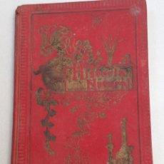 Libros antiguos: HISTORIA NATURAL. ODÓN DE BUEN. TOMO I. ED. MANUEL SOLER. BARCELONA. MUY ANTIGUO. Lote 45071440